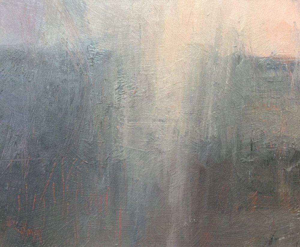 'Rain on The Ridge'