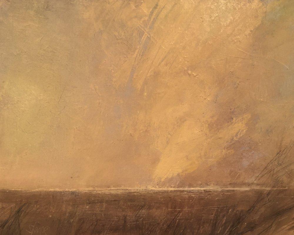 'Fog Bank-Lake Huron'