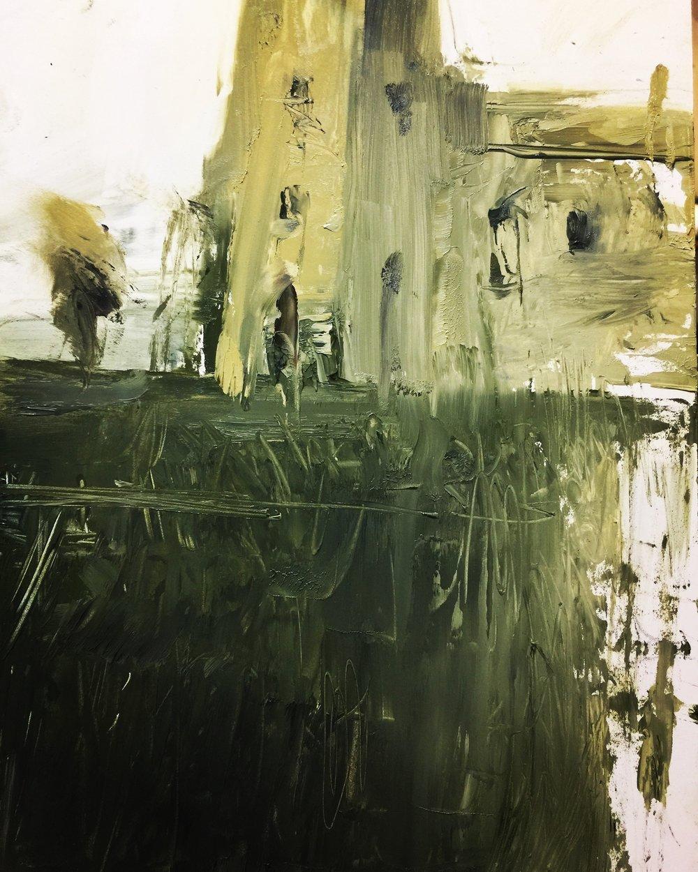 'The Churchyard'