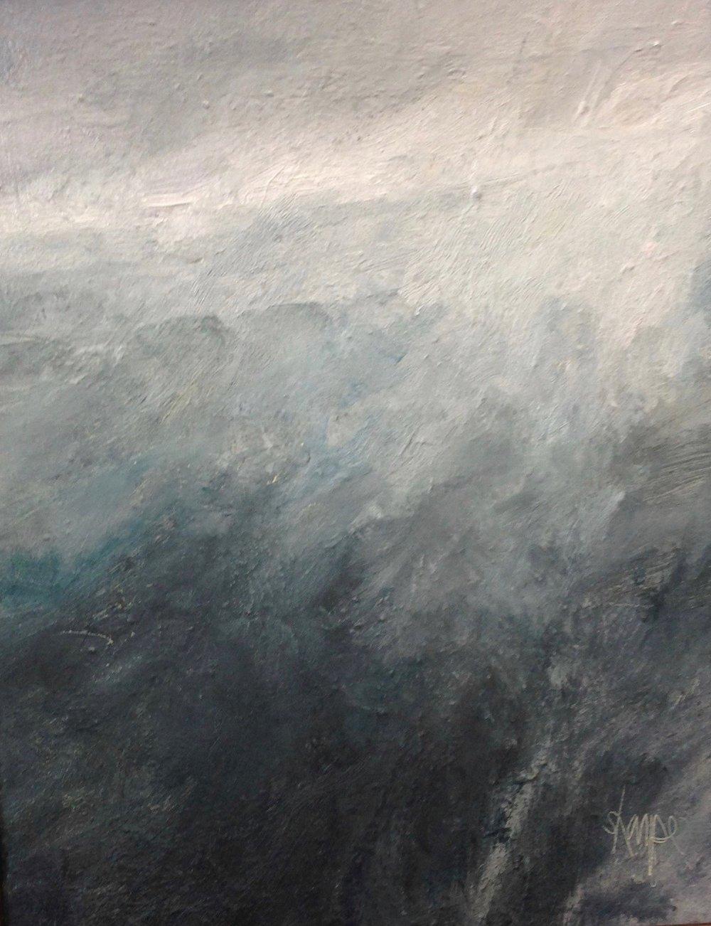 'Breaking Wave'