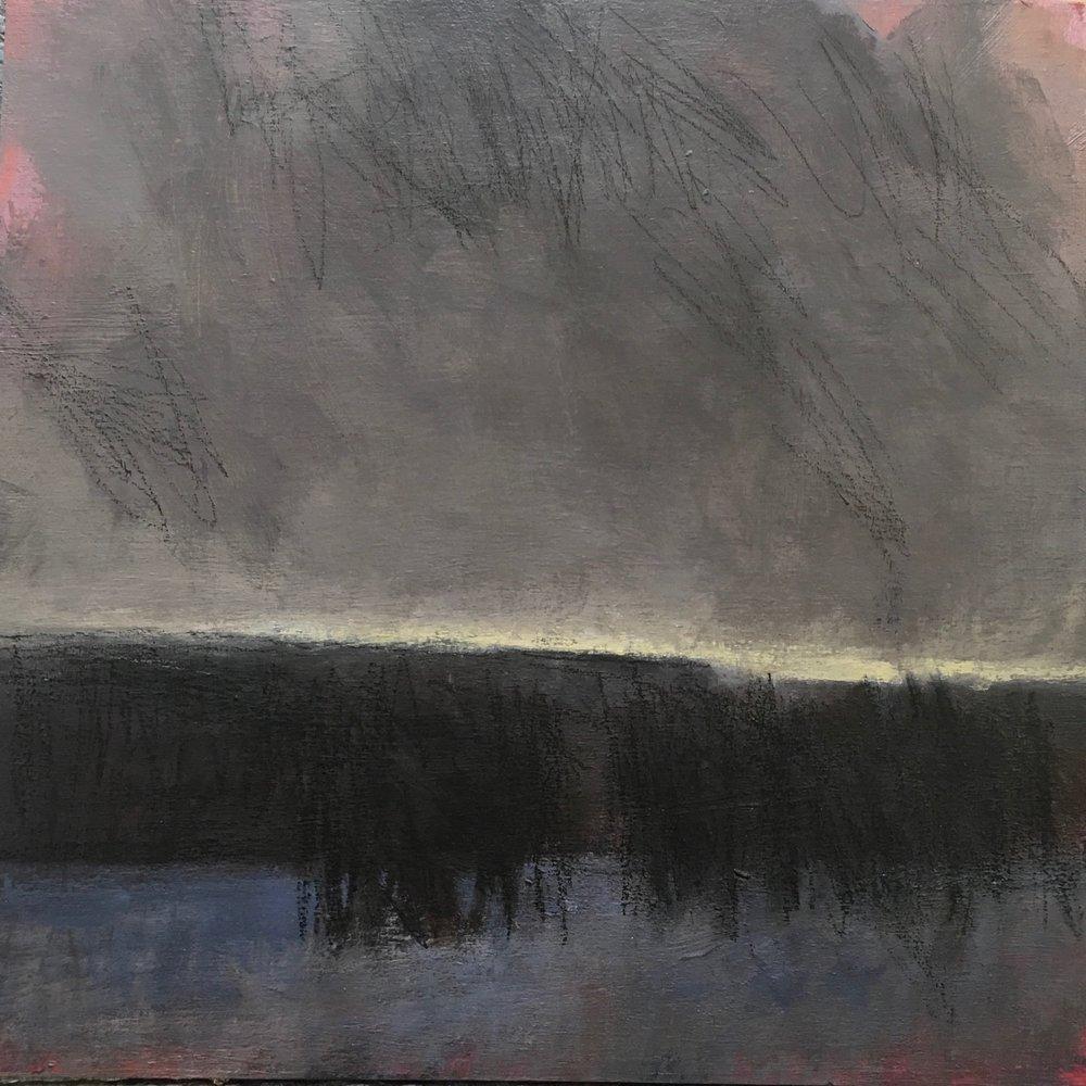 'Last Line of Light' (Sold)
