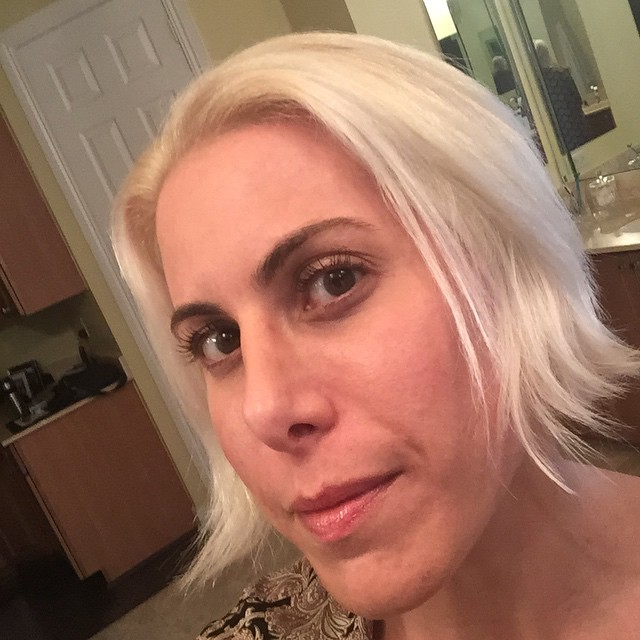 And then this happened (again)…#platinum #blonde #hair #bleach #4hours @thatsalexhair #museasalon