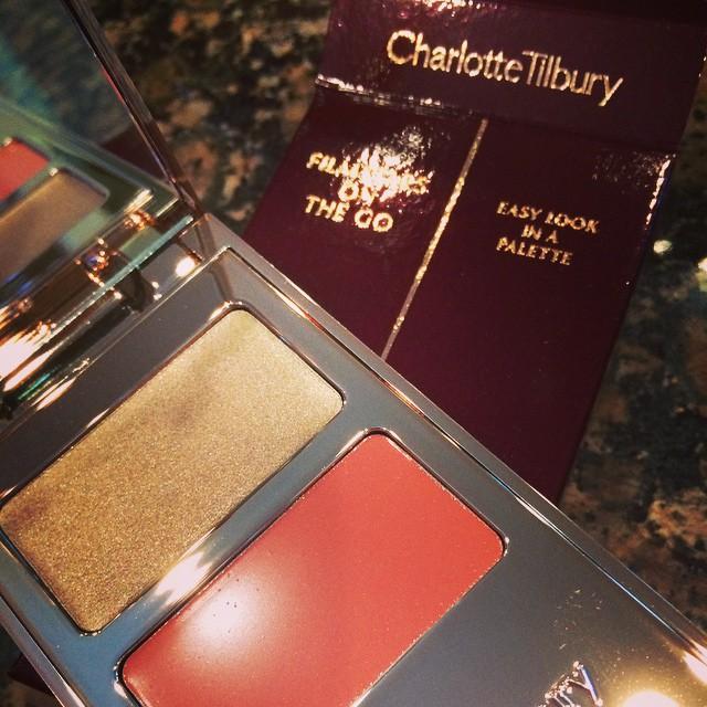 Fridays are even better when new @ctilburymakeup arrives! #filmstarstogo #allabouteve #gorg #makeup #beauty