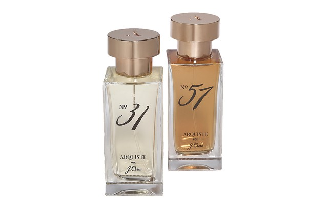 In today's beauty news, J. Crew is introducing two fragrances for fall!