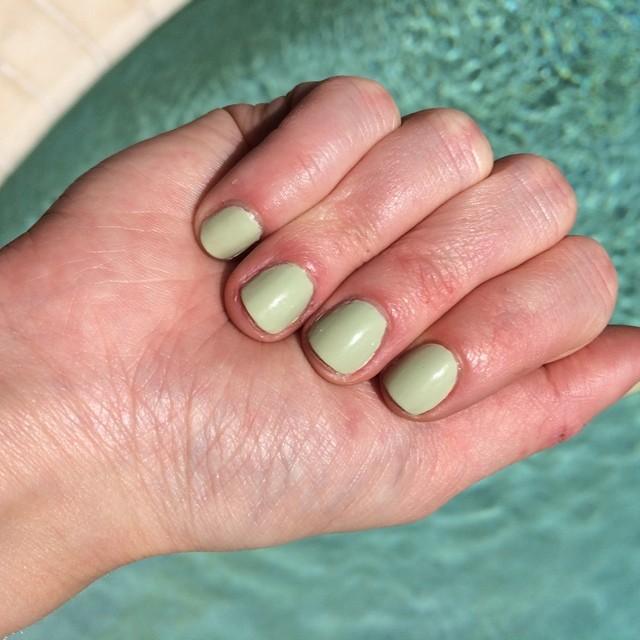"@butterlondon ""Bossy Boots"" @lacquerous #nails #manicure #coloroftheweek"