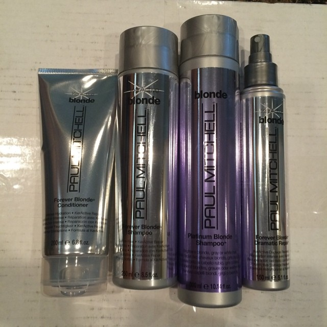 Thank you @shoppr_ny and @paulmitchellus! My hair is happier already!