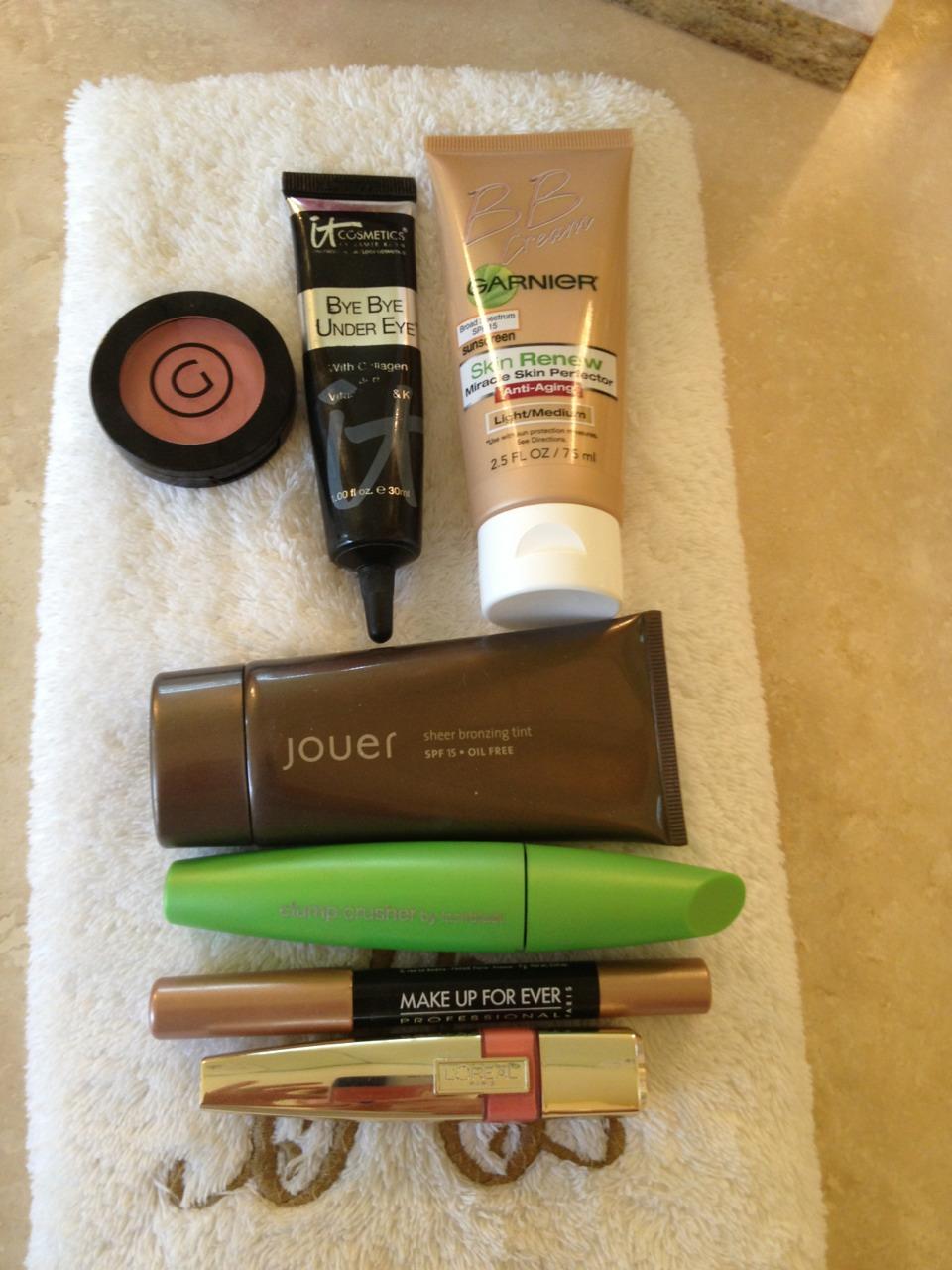 Monday makeup!