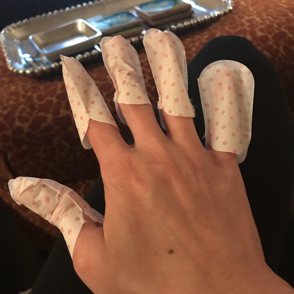Post-gel manicure rehab — InsiderBeautyBuzz