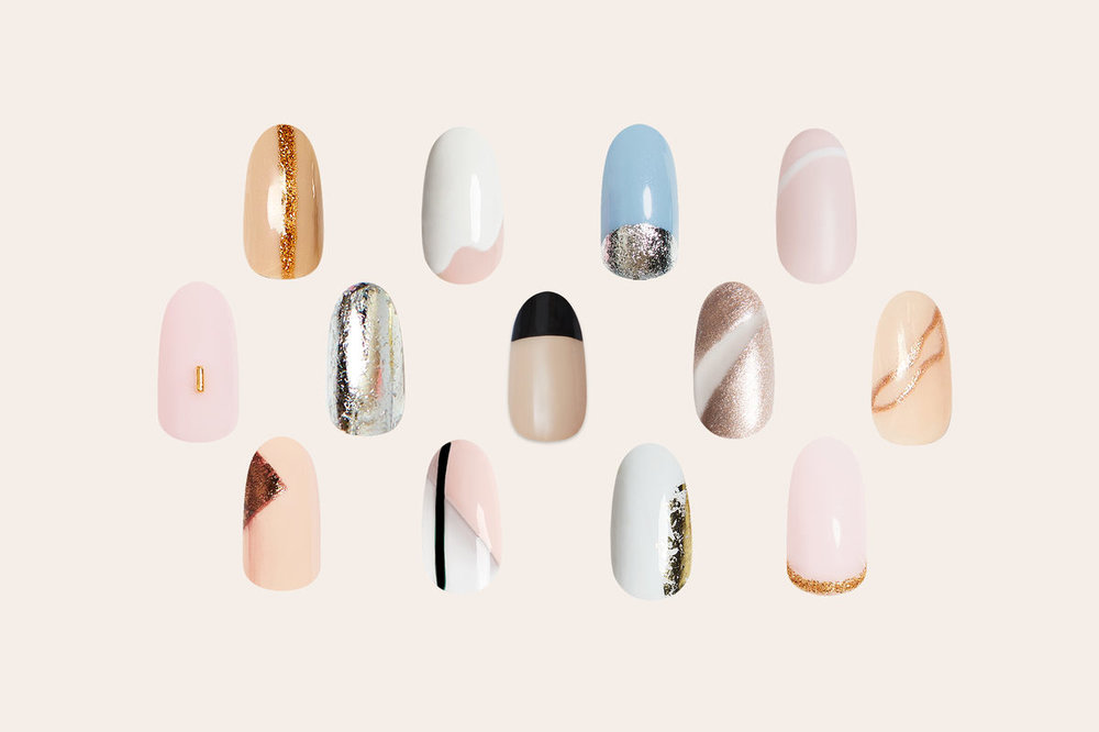 5500b693448a Wedding nails just got a major upgrade (but you don t need to be a ...