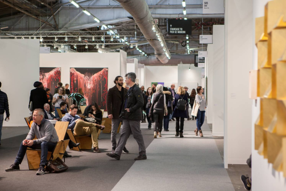 3: NY art fairs are happening in March. Get our recs or join for a tour. -