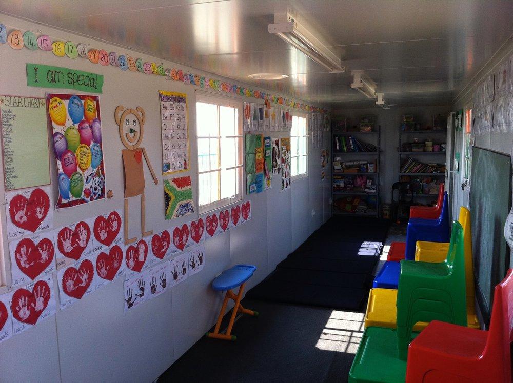 Example: New Classroom