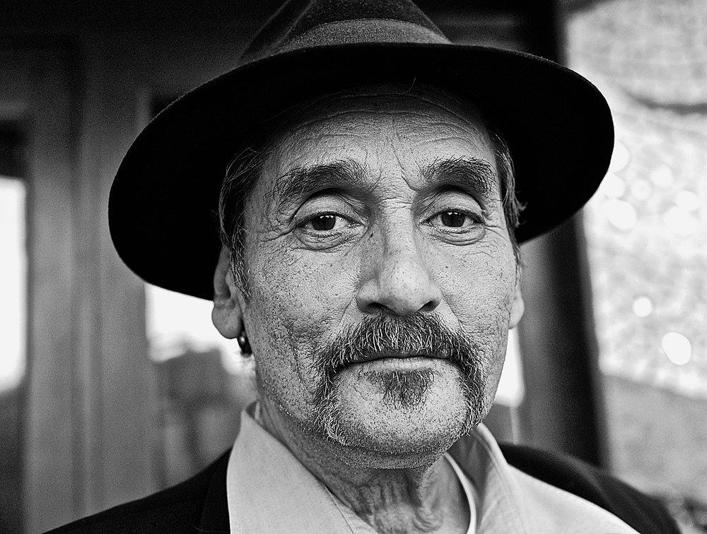 Sixth Street portrait: Johnny Rivera