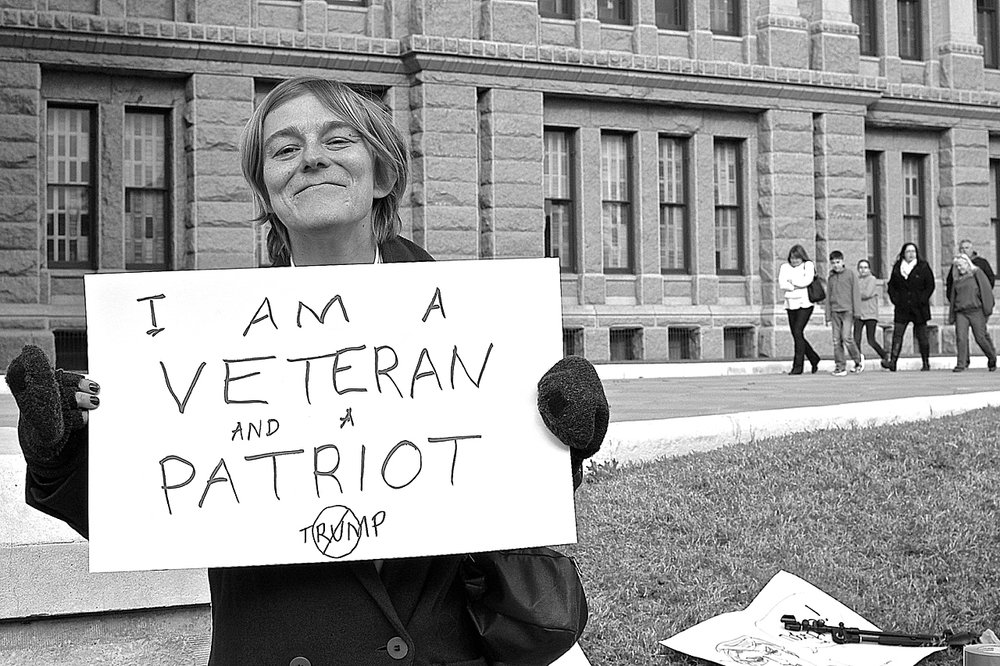 Stephanie Gorski: a veteran and a patriot