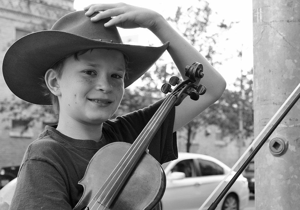 Sixth Street, Austin, Texas: Pecan Street Festival