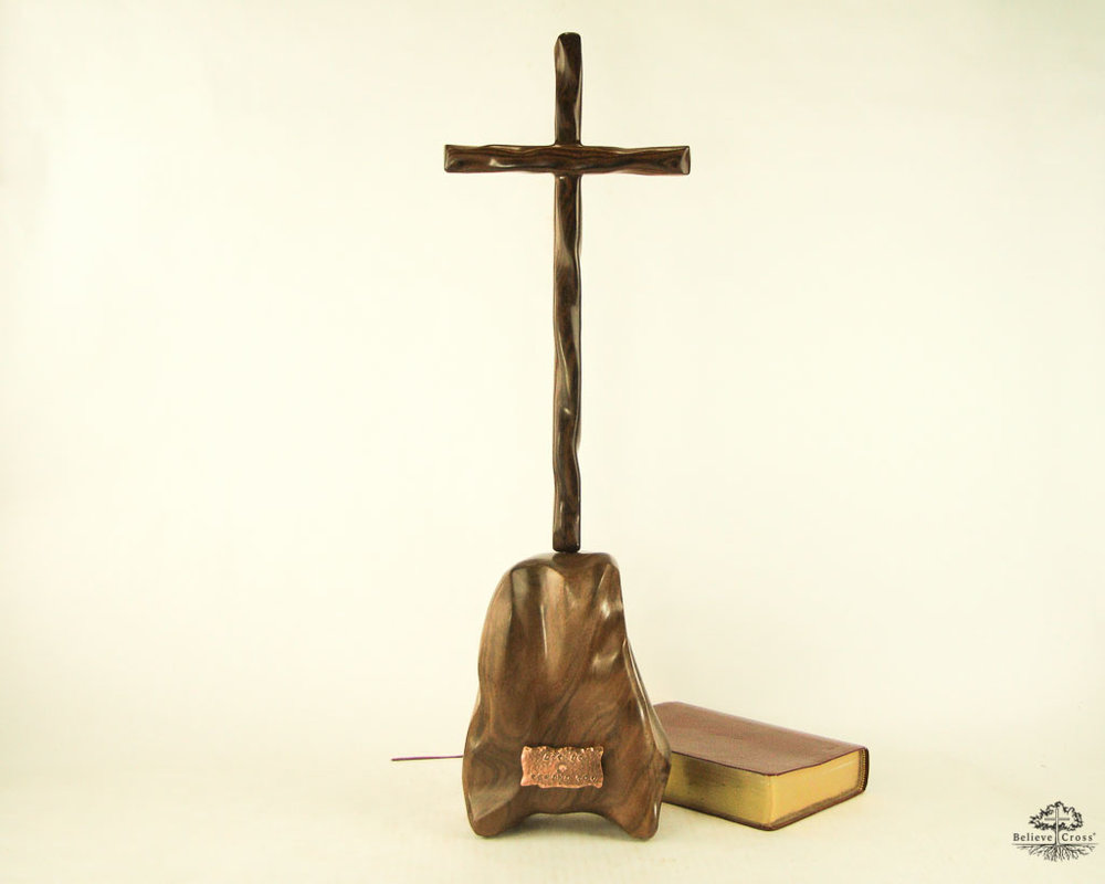 Let It Remind You #IV Cocobolo Cross with CW base.JPG