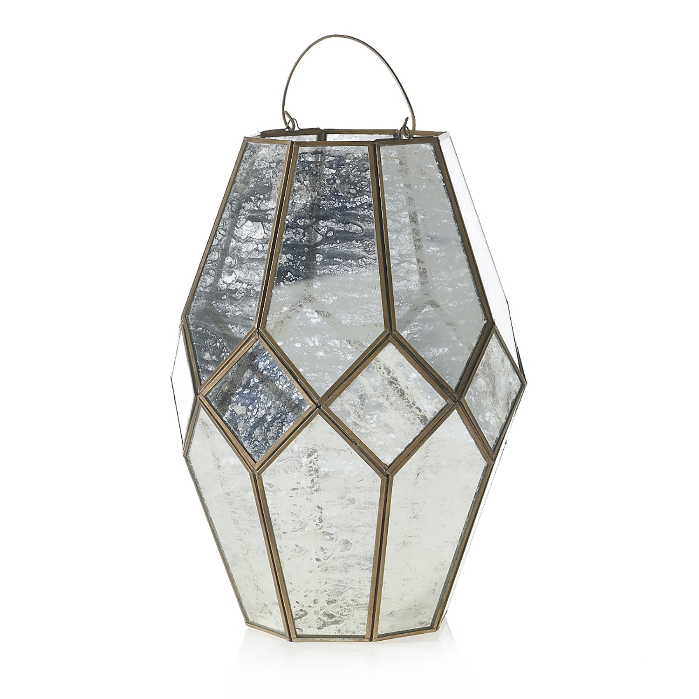 Medium mercury lantern — Aiden & Grace