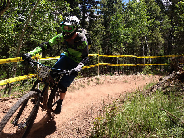 Scott Enduro Cup, Angel Fire, NM-Rider: Eric Cook