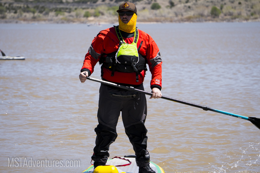 When the weather and/or water is cold, nothing beats a solid dry suit.