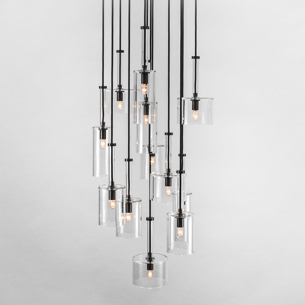 MADISON chandelier - 12 light