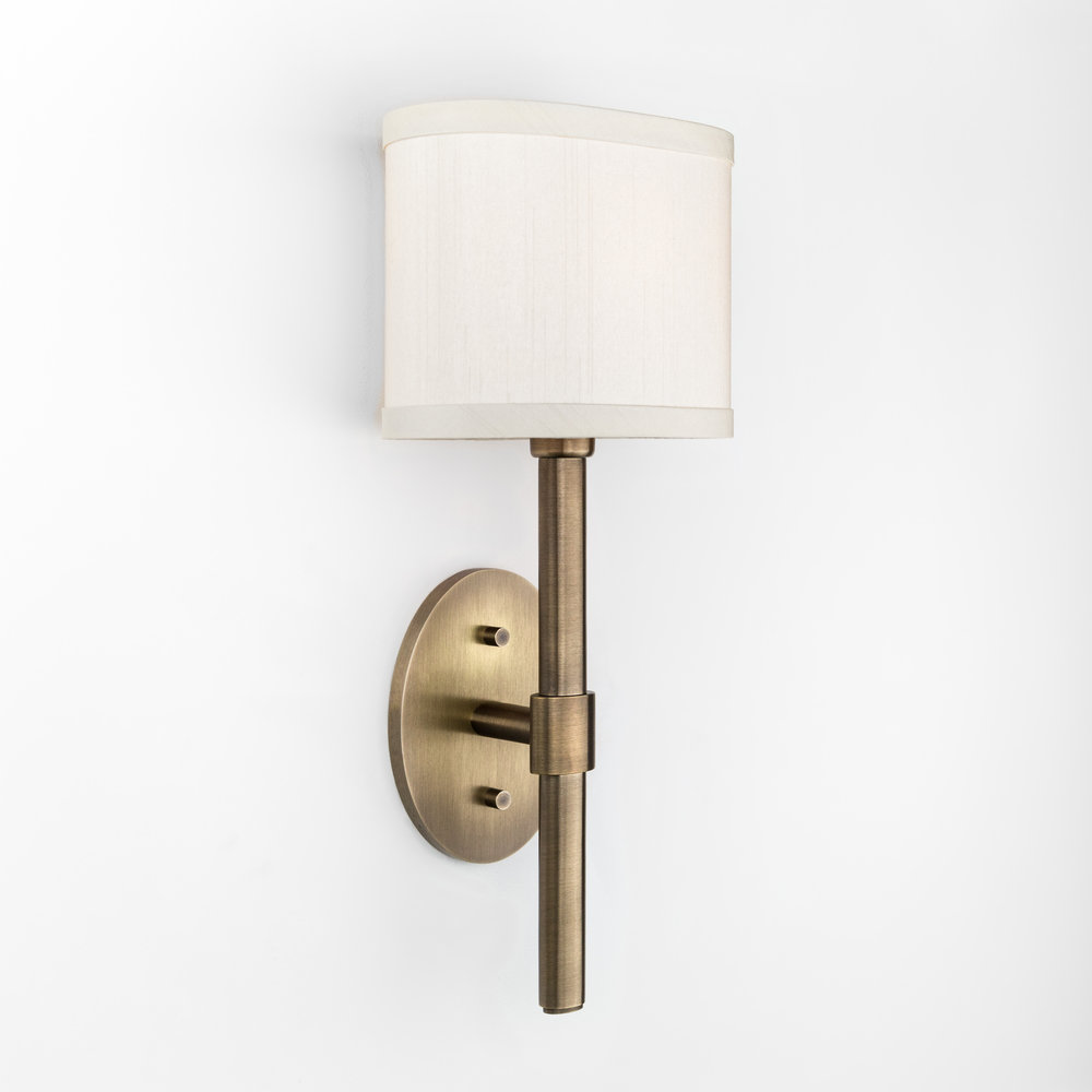 OVAL sconce - single