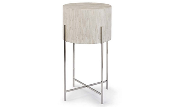 Niki & Bone Drum Table