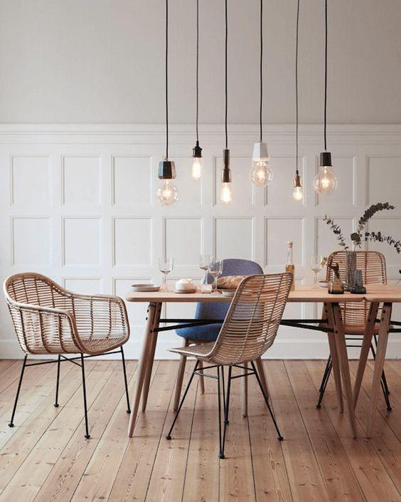 modern rattan furniture. Via Modern Rattan Furniture