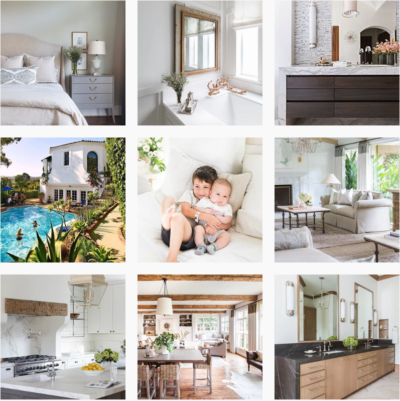 A selection of posts by  @marieflaniganinteriors