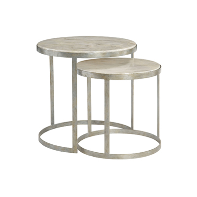 Tiffin Nesting Tables, $2,183