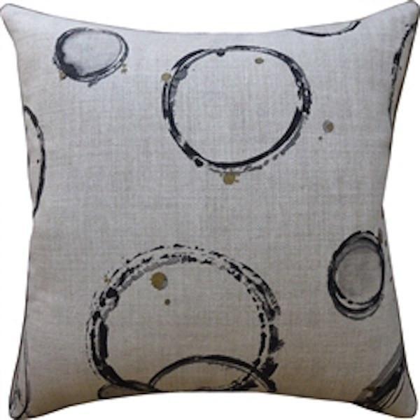 Retouche Coal Cushion, $385
