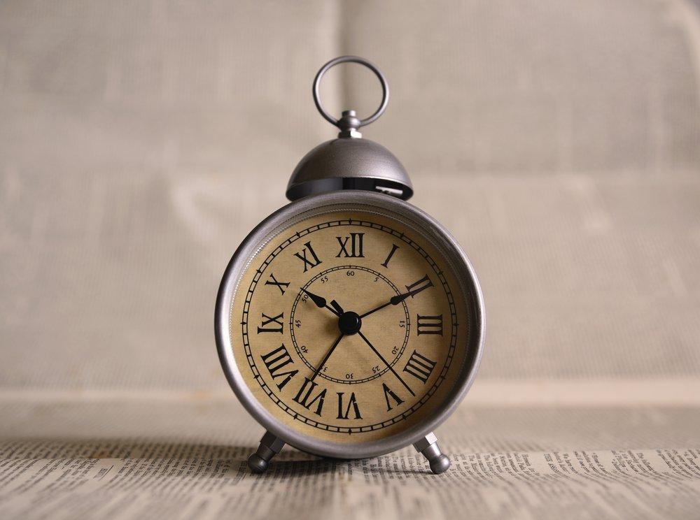 Efficiency Clock