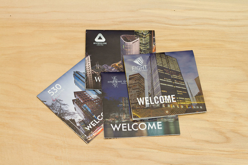 The GPT Group - Tenant Welcome Booklets