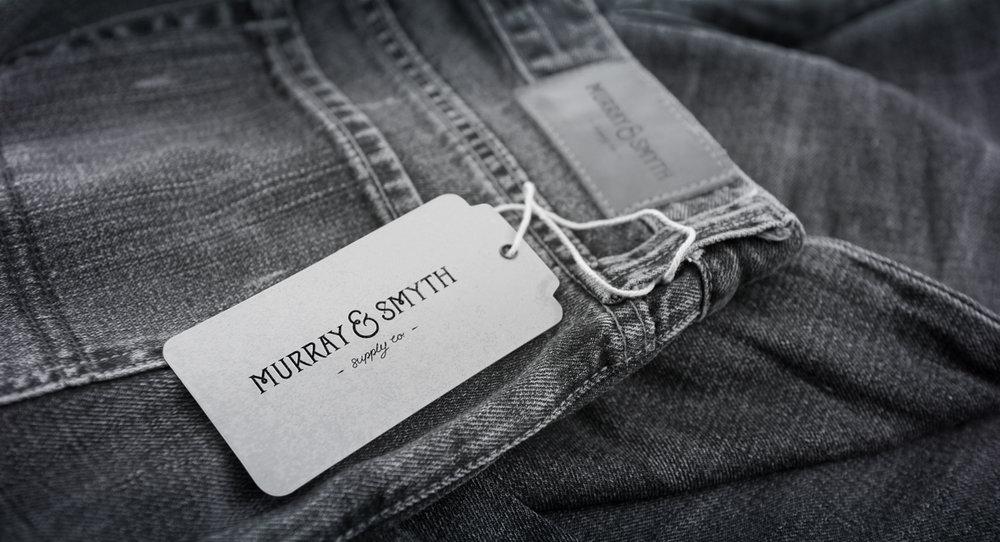 Murray & Smyth Supply Co. - Custom Logotype Brand Design