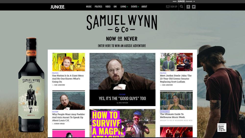 JUNKEE Homepage.jpg