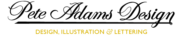 Pete Adams Design Illustration & Lettering