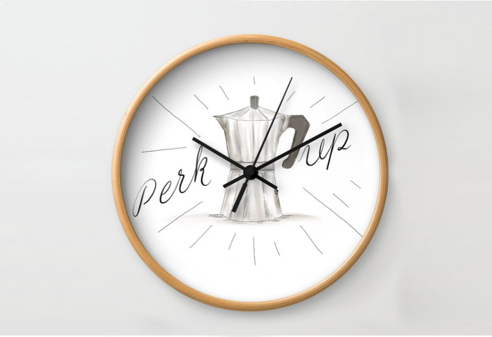 Society6 PeteAdamsDesignWebsite ProductDisplay PerkUp Clock.jpg