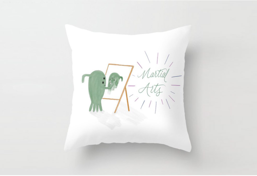 Society6 PeteAdamsDesignWebsite ProductDisplay MartialArts Pillow.jpg