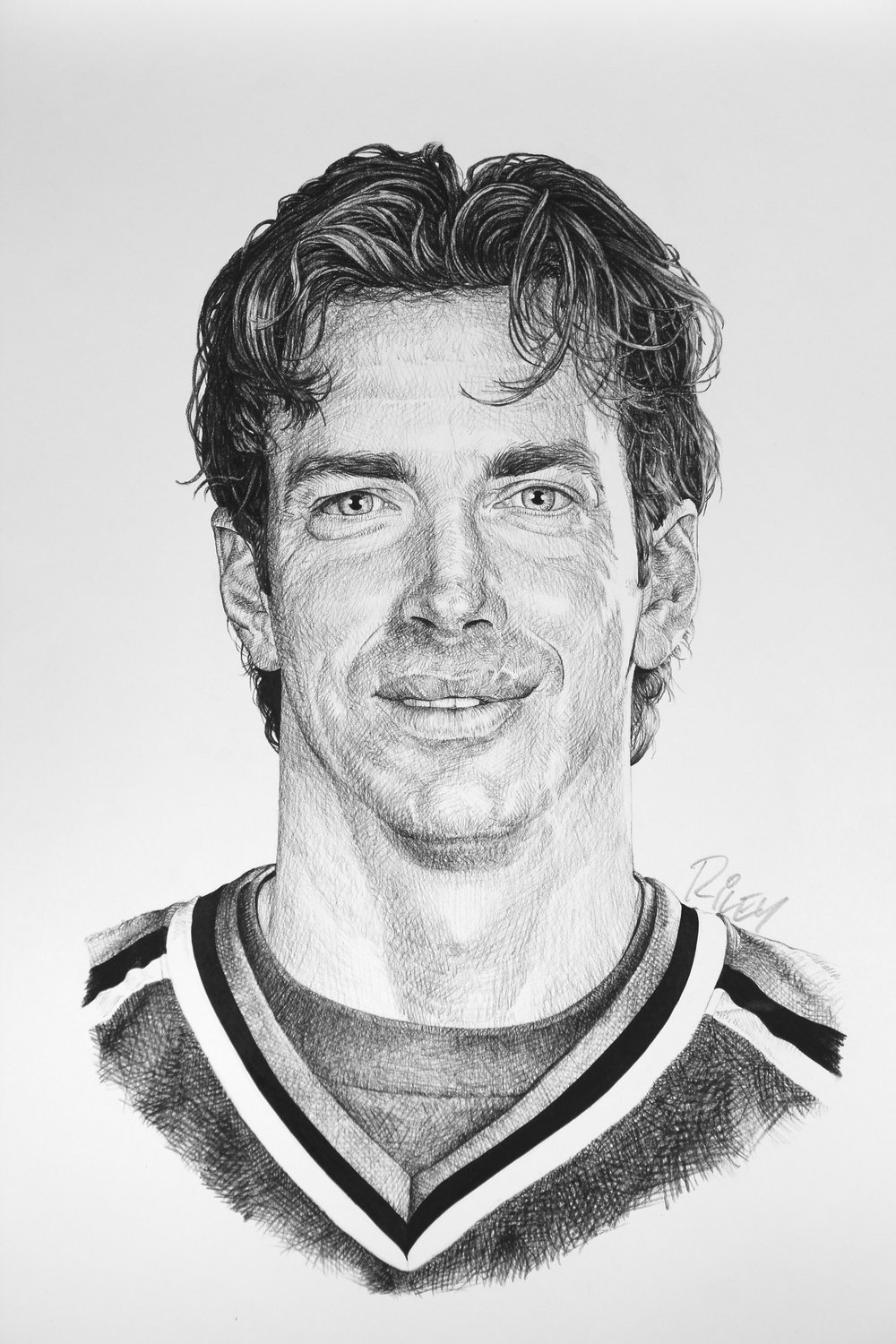 Joe Sakic ©HHoF