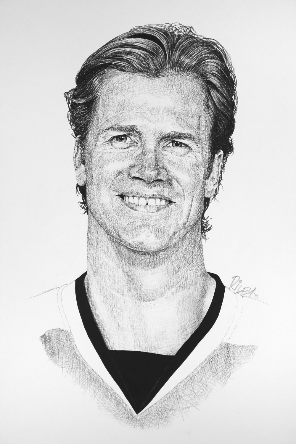 Chris Pronger ©HHoF