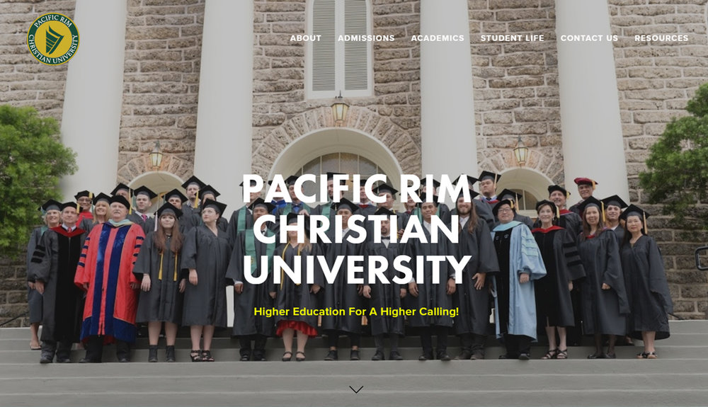 Pacific Rim Christian University of Honolulu, HI