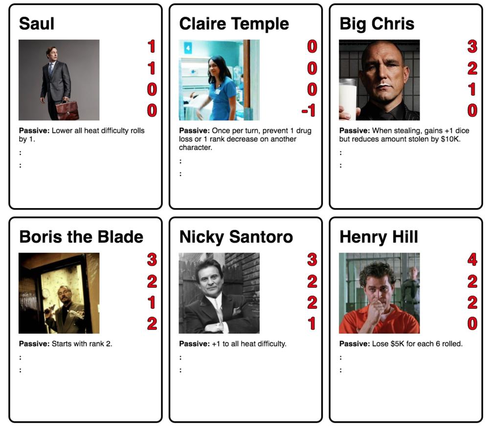 HCCD Cards