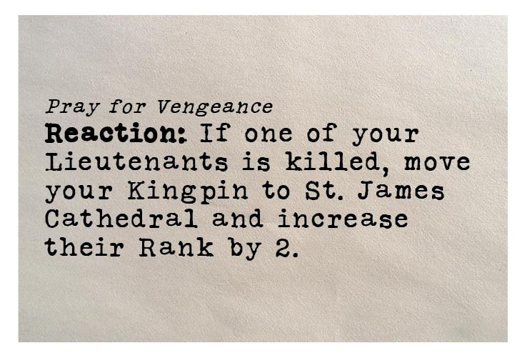 Secret Motivation Card
