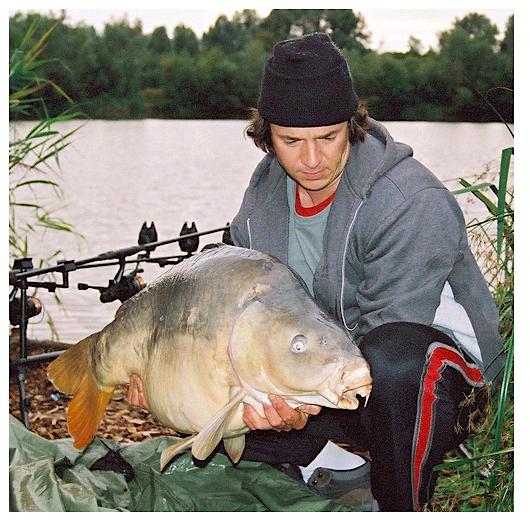 Holding fish-Sean's 45 from Fox Pool.jpg