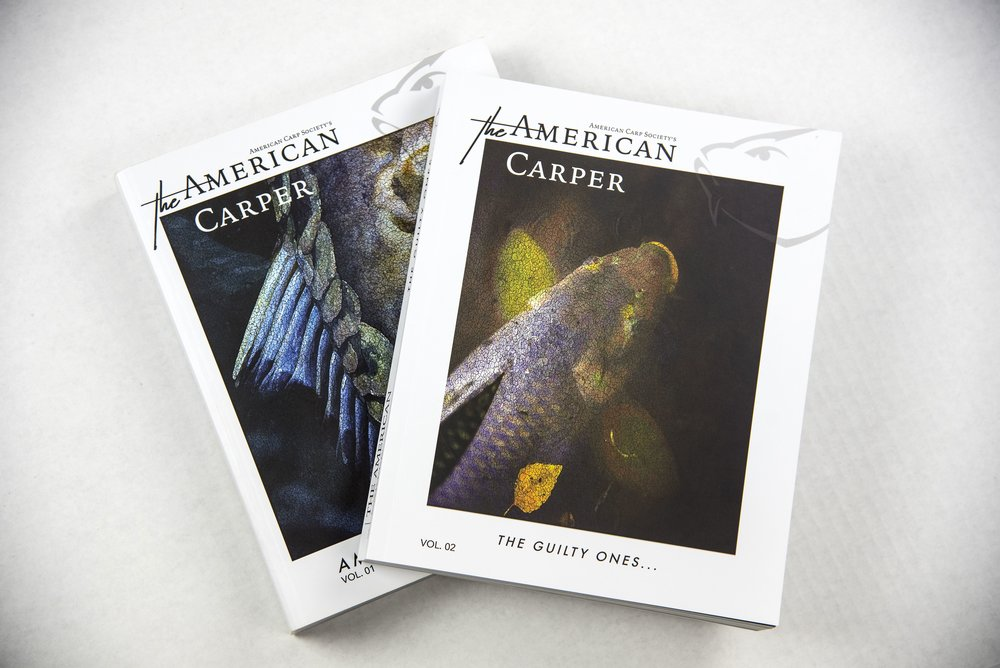 Educating & Promoting Specimen Carp Fishing   American Carp Society    Membership Options