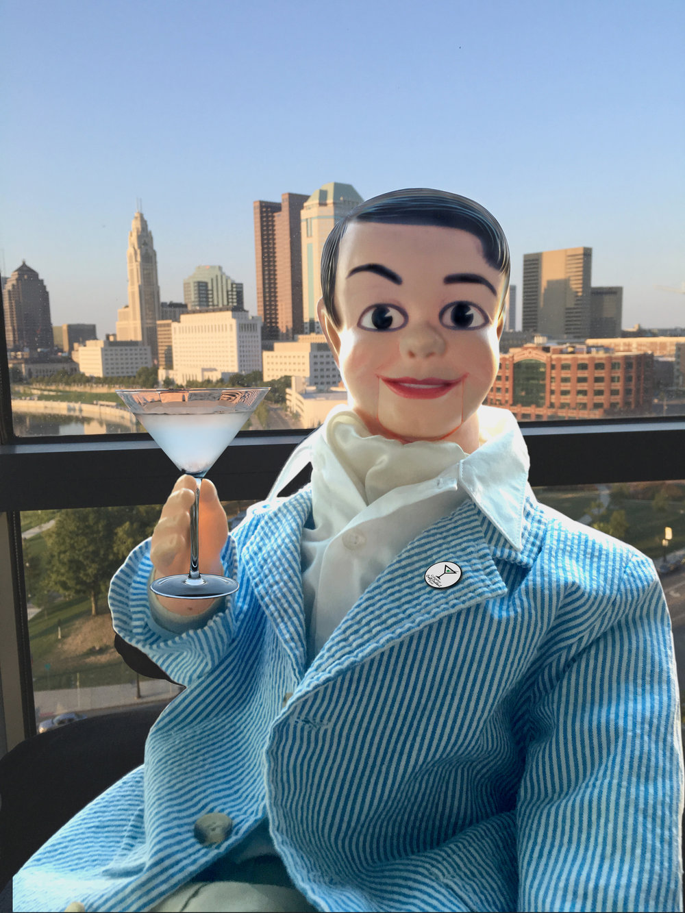 I've experienced some of the best bartenders in the world and some of the finest are right here in Columbus. Discover Columbus' award-winning craft cocktail culture. — I.M.Bibe