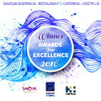 RESTAURANT CATERER AWARD