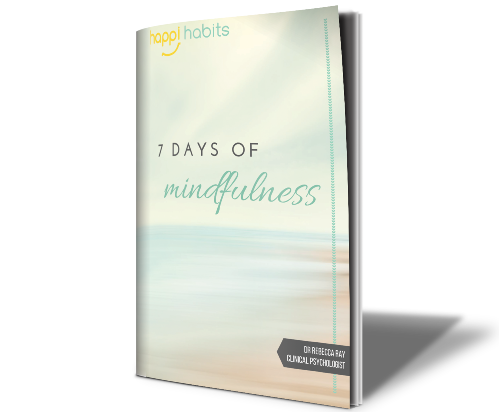 7 Days Of Mindfulness