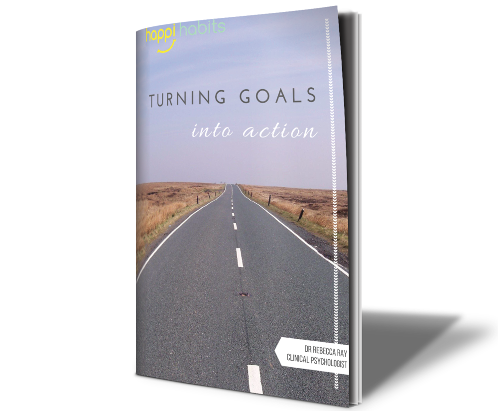 Turning Goals Into Action