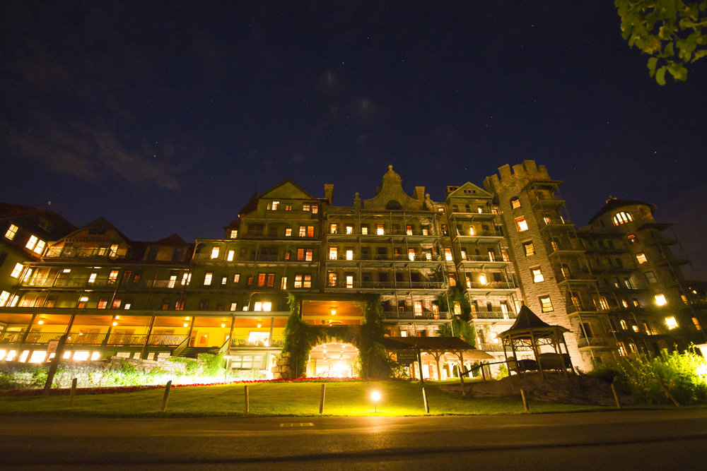 The Mohonk Mountain House