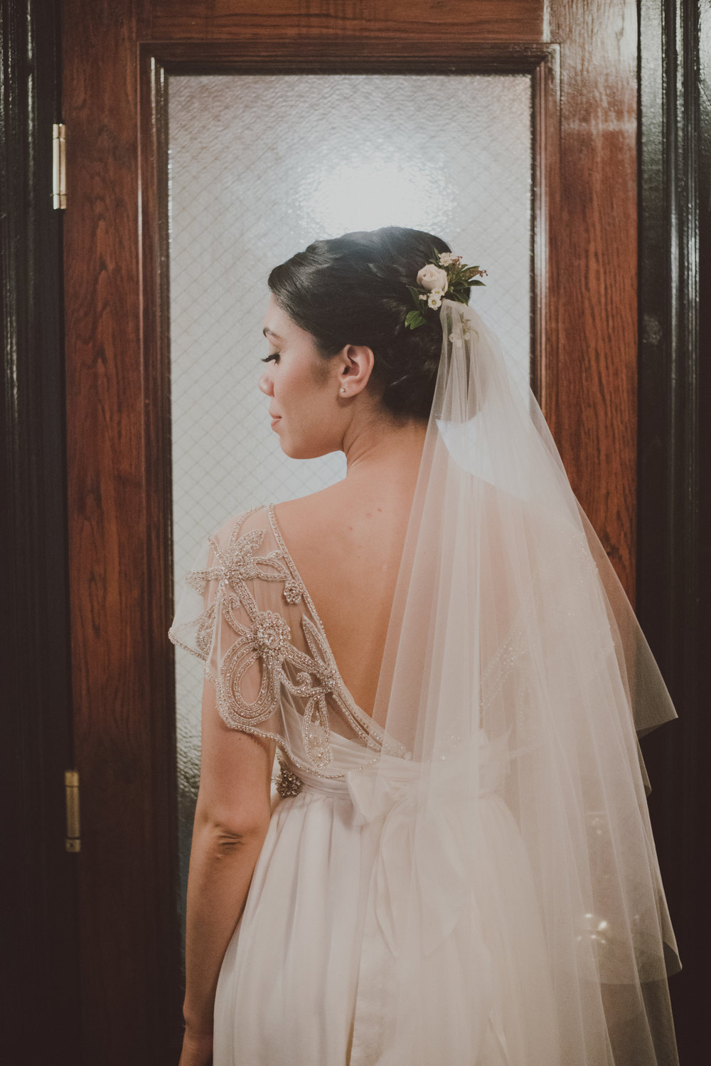 Brooklyn Bridal Details