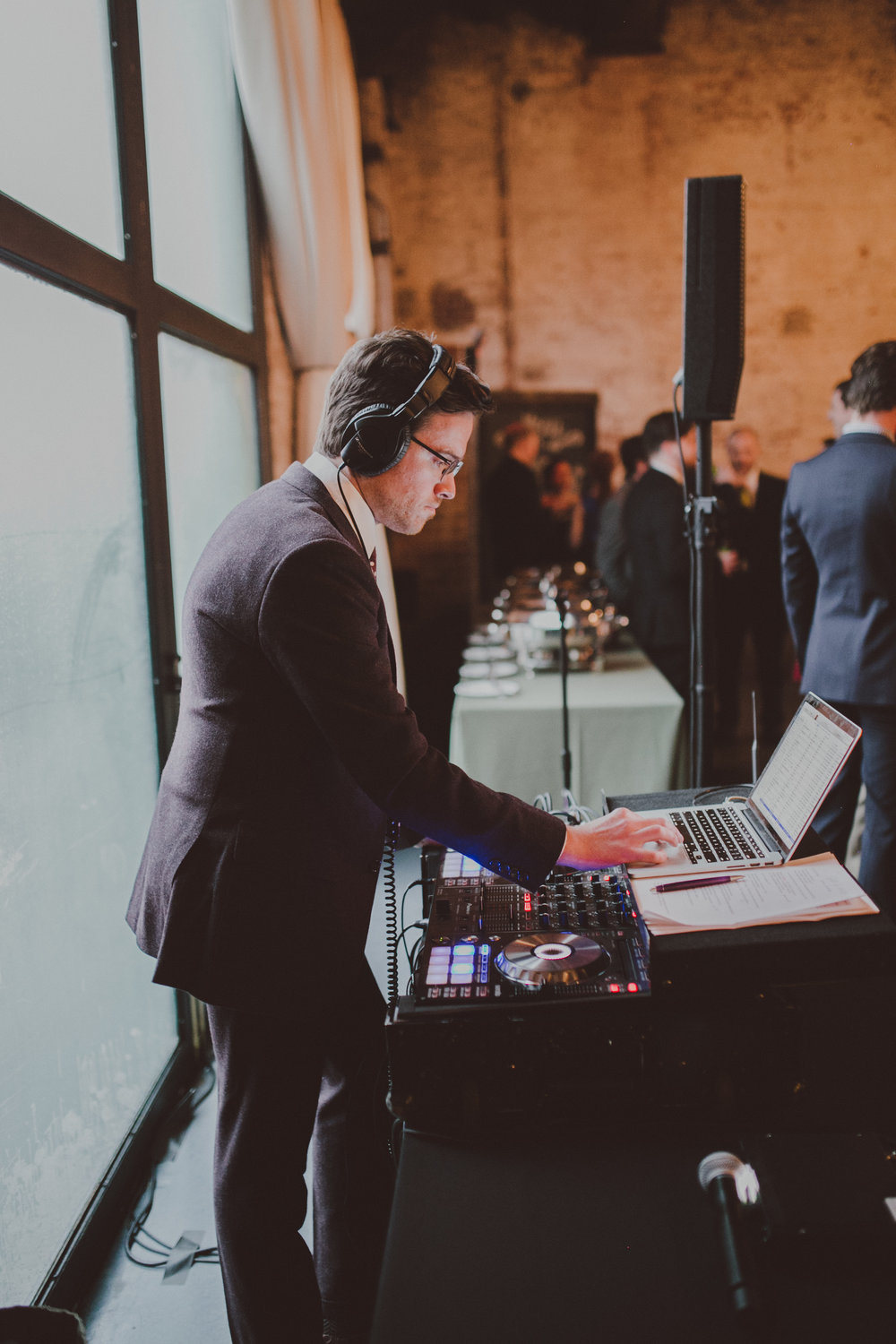 Brooklyn Wedding DJ